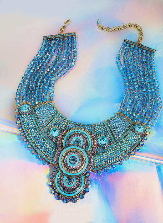 "HEIDI DAUS®""Ravishing Rapture"" Beaded Crystal Necklace - Heidi Daus®"