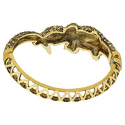 "Heidi Daus® ""Alligator Garden"" Crystal Bangle Bracelet - Heidi Daus®"