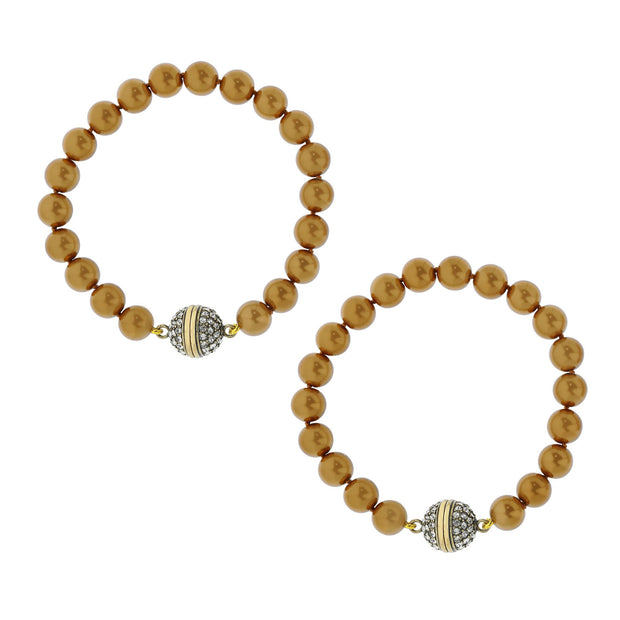 "HEIDI DAUS® ""Endless Possibilities"" Crystal Beaded Interchangeable Charm Necklace - Heidi Daus®"