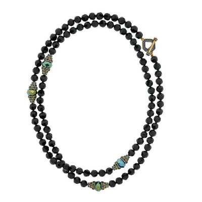 "HEIDI DAUS® ""Countless Ways"" Beaded Crystal Necklace - Heidi Daus®"