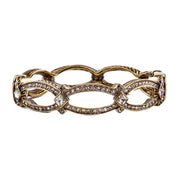 "HEIDI DAUS® ""Armed with Charm"" Crystal Bangle Bracelet - Heidi Daus®"