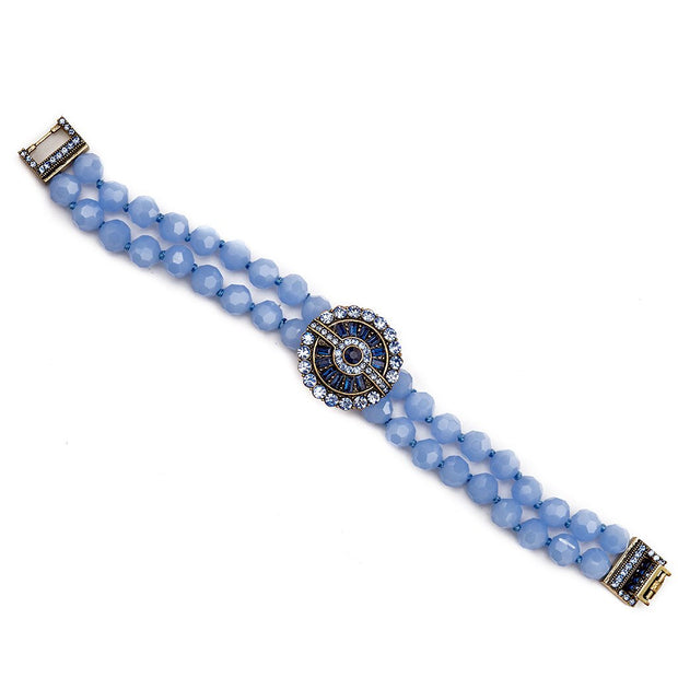 "Heidi Daus® ""Guilty Pleasure"" Crystal Beaded Bracelet - Heidi Daus®"
