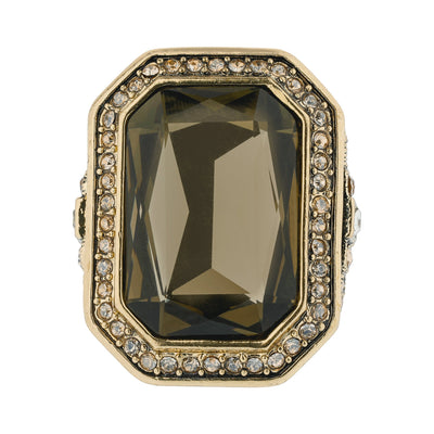 "HEIDI DAUS®""Deco Trilogy"" Statement Ring - Heidi Daus®"