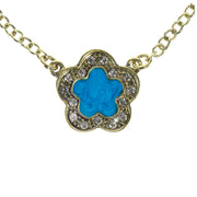 "HEIDI DAUS® ""Easy Does It"" Enamel & Crystal Pendant Necklace - Heidi Daus®"