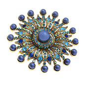 "HEIDI DAUS® ""Sparkling Tradition"" Crystal Beaded Pin - Heidi Daus®"
