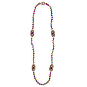 """Everlasting Elegance"" Crystal Toggle Necklace - Heidi Daus®"