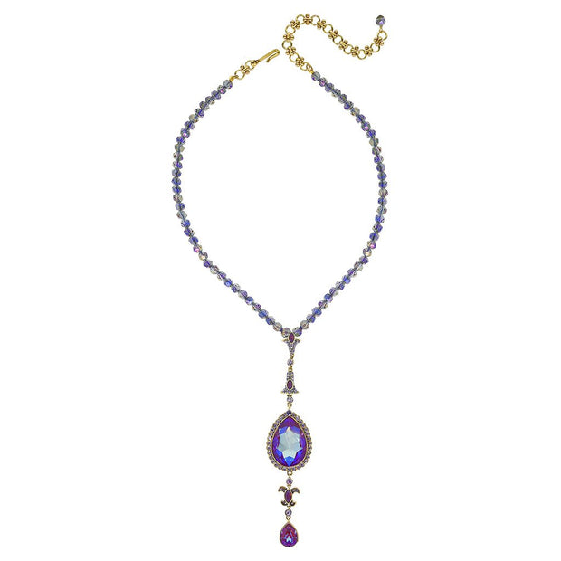 "HEIDI DAUS® ""Pear-fection"" Crystal Beaded Deco Necklace - Heidi Daus®"
