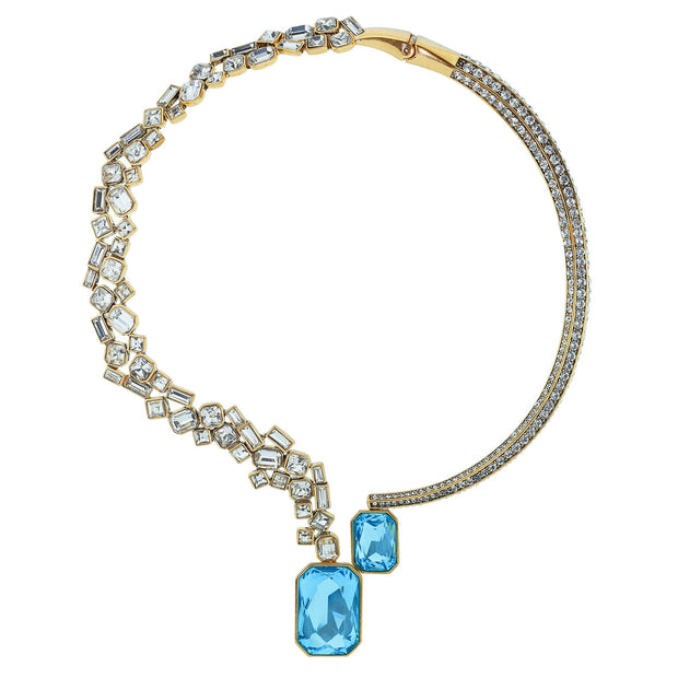 "HEIDI DAUS®""The High Life"" Crystal Choker Necklace - Heidi Daus®"