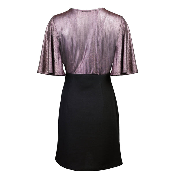 "HEIDI DAUS® ""Fabulous Fête"" Flutter Sleeve Cocktail Dress - Heidi Daus®"