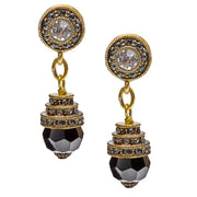 """Just What You Need"" Crystal Drop Earring - Heidi Daus®"