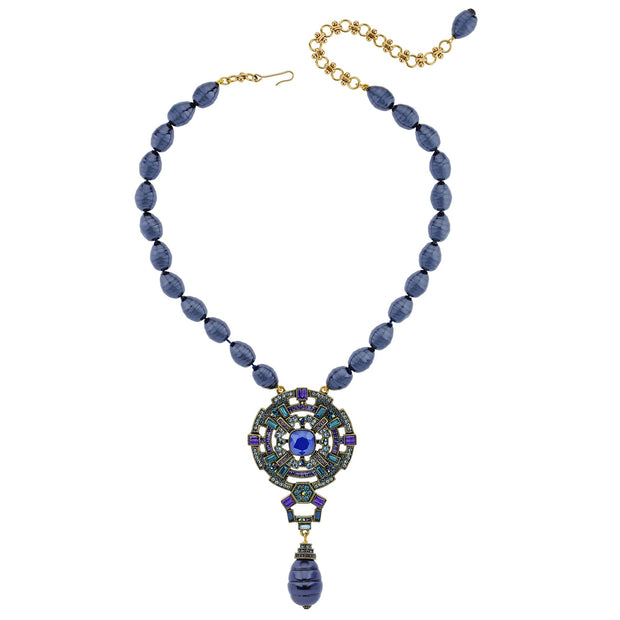 "HEIDI DAUS® ""The Regent"" Crystal Beaded Necklace - Heidi Daus®"