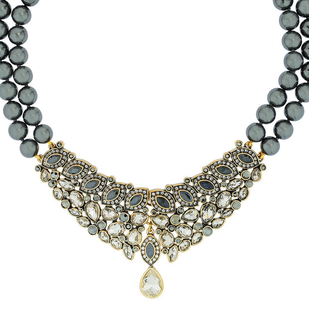 """Worth Waiting For"" Crystal Beaded Necklace - Heidi Daus®"