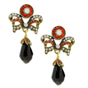 "HEIDI DAUS® ""Seductive Fantasy"" Beaded Crystal Drop Earrings - Heidi Daus®"