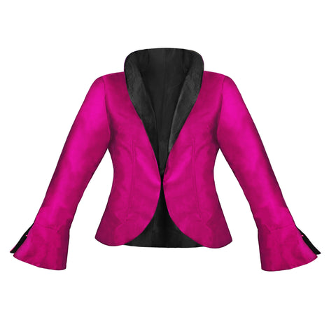 """Luxe Be A Lady"" Heidi's Reversible Blazer"