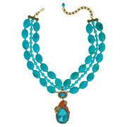 "HEIDI DAUS® ""Oh So Koi"" Crystal Beaded Necklace - Heidi Daus®"