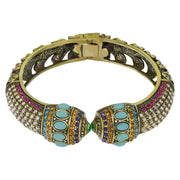 "HEIDI DAUS® ""Noble Bling of the Jungle"" Crystal Cuff Bracelet - Heidi Daus®"