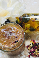 Herbal Goddess Body Oil/ Sugar Scrub Duo