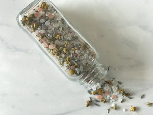 "Herbal ""DeStress"" Bath Salt"