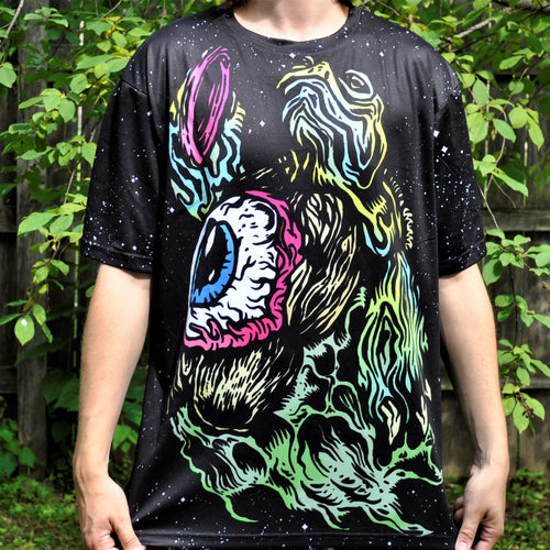 Terrapin Turtle Ghost T shirt (Difab)