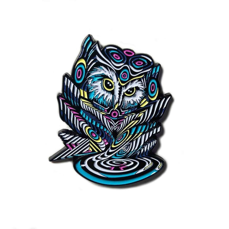 Night Shift Pin