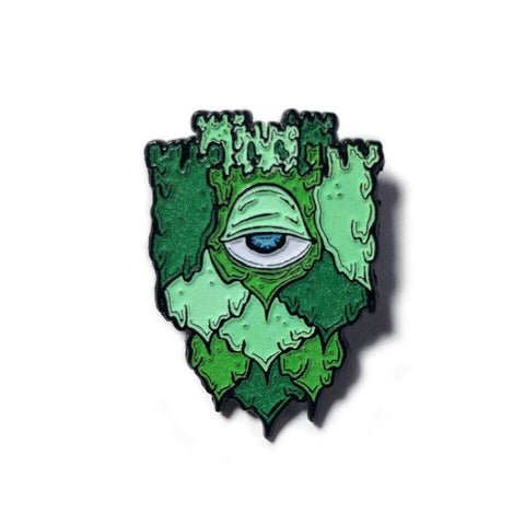 GLOW PineCastle Pin