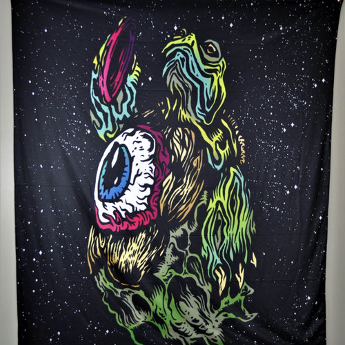 Terrapin Turtle Ghost Tapestry (Difabbio)