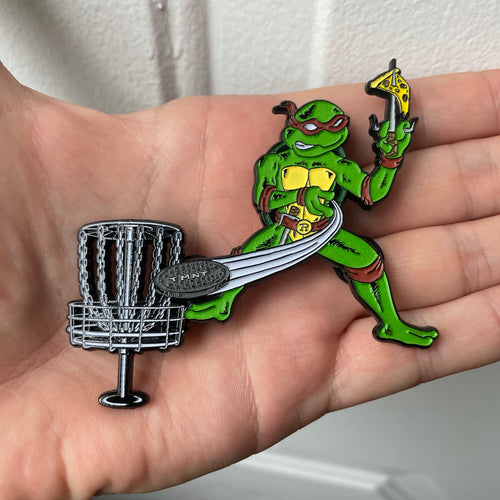 Raphael Disc Golf Pin