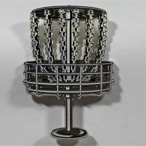 Disc Golf Basket Pin