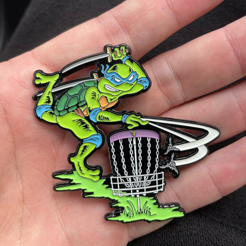 Leo Disc Golf Pin (Rullo)