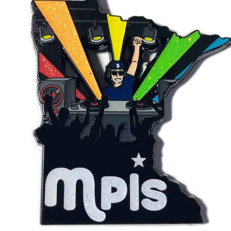 Minnesota Pin