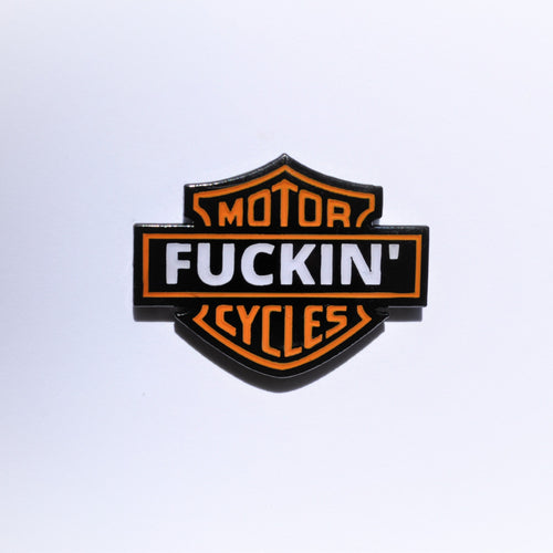 Motorcycles Harley pin