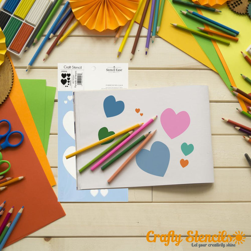 Shapes Craft Stencils