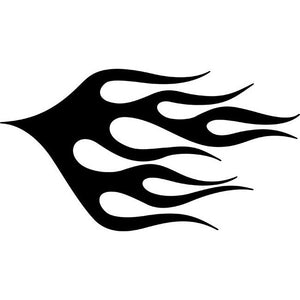 Underworld Flame Stencil