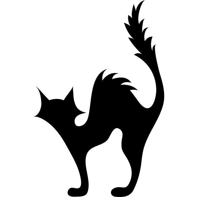 1000 images about glass etching ideas on pinterest bird for Black cat templates for halloween