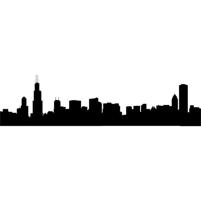Chicago City Stencil