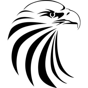 Eagle Stencil by Crafty Stencils