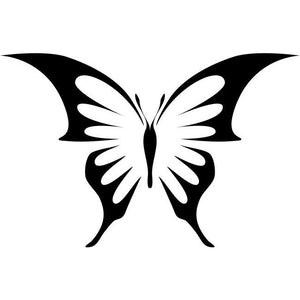 butterfly stencil - Kubre.euforic.co