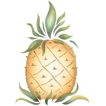 Petite Pineapple Craft Stencil