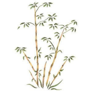 Mini Bamboo Craft Stencil