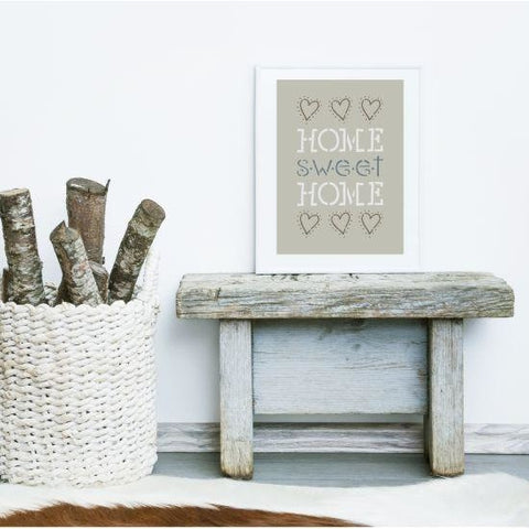 Home Sweet Home Craft Stencil