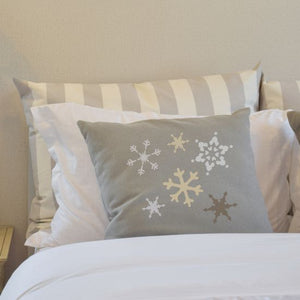 Snowflakes Craft Stencil