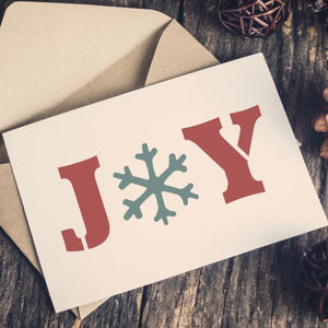 Joy Craft Stencil