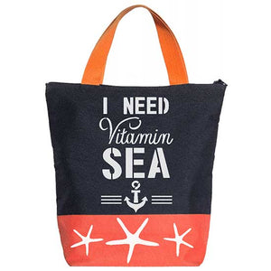 I Need Vitamin Sea Craft Stencil