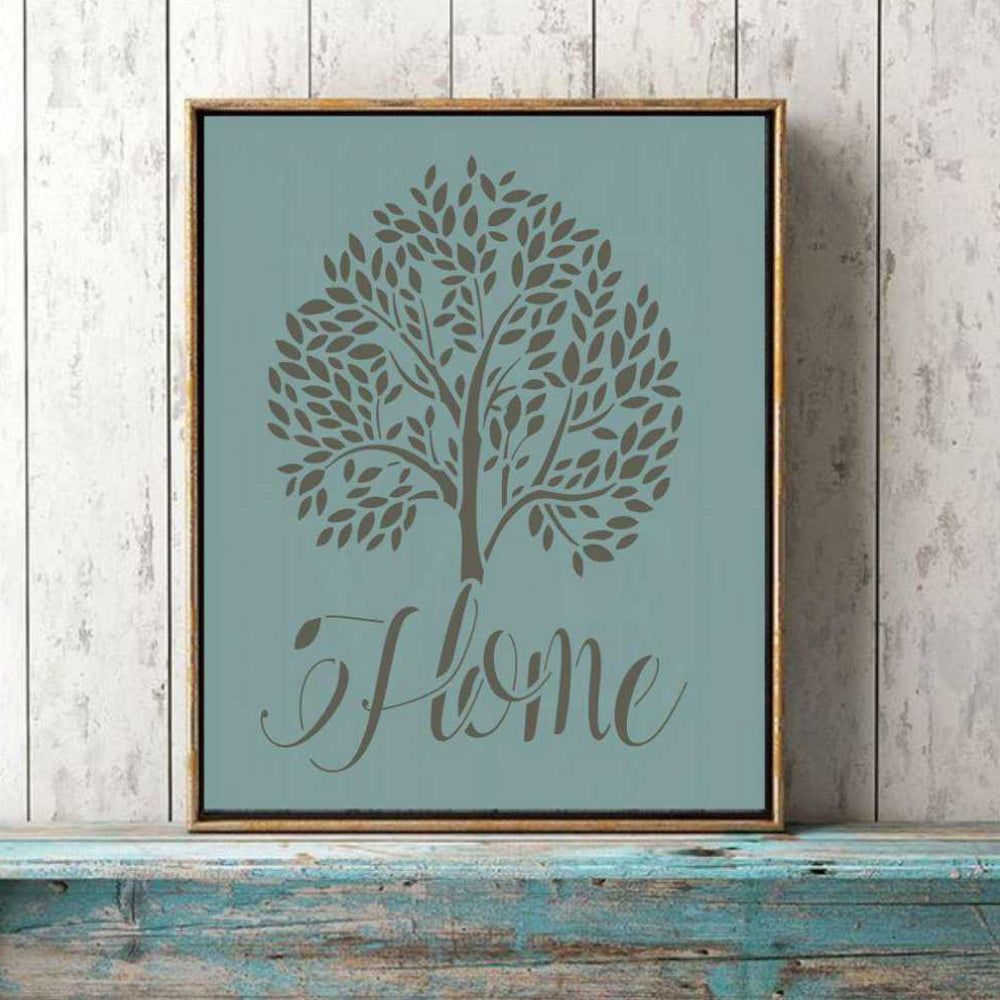 Home Craft Stencil