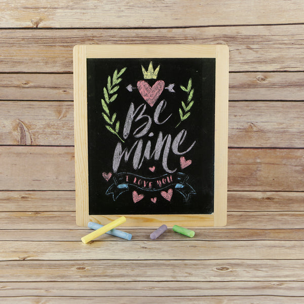 Be Mine Craft Stencil