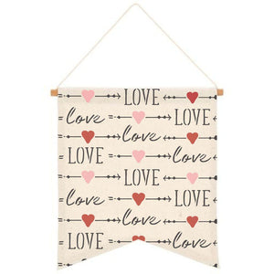 Love and Arrows Valentines Craft Stencil