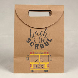 Back to School Craft Stencil