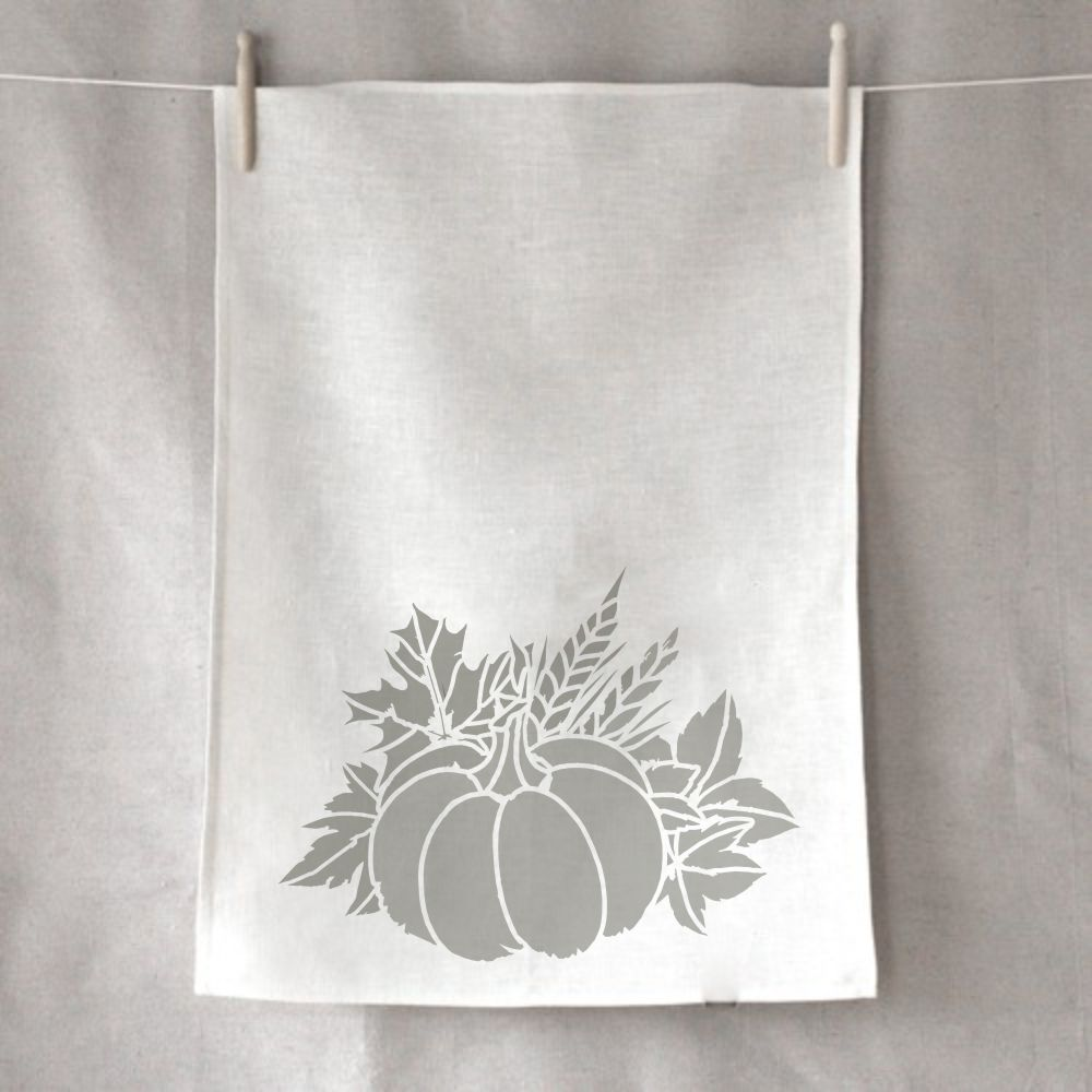 Fall Harvest Craft Stencil
