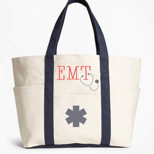 Doctors, Nurses and EMT's Sign Stencil
