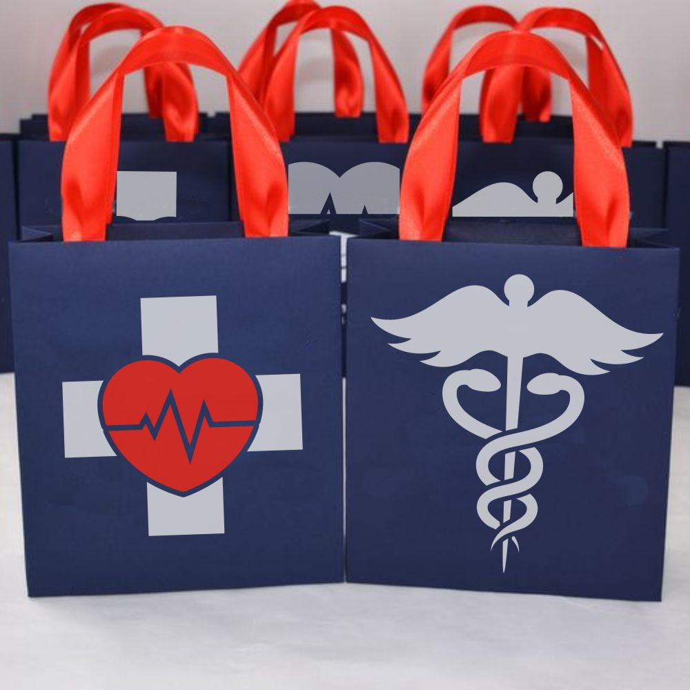 Medical Symbols 2 Piece Stencil Set